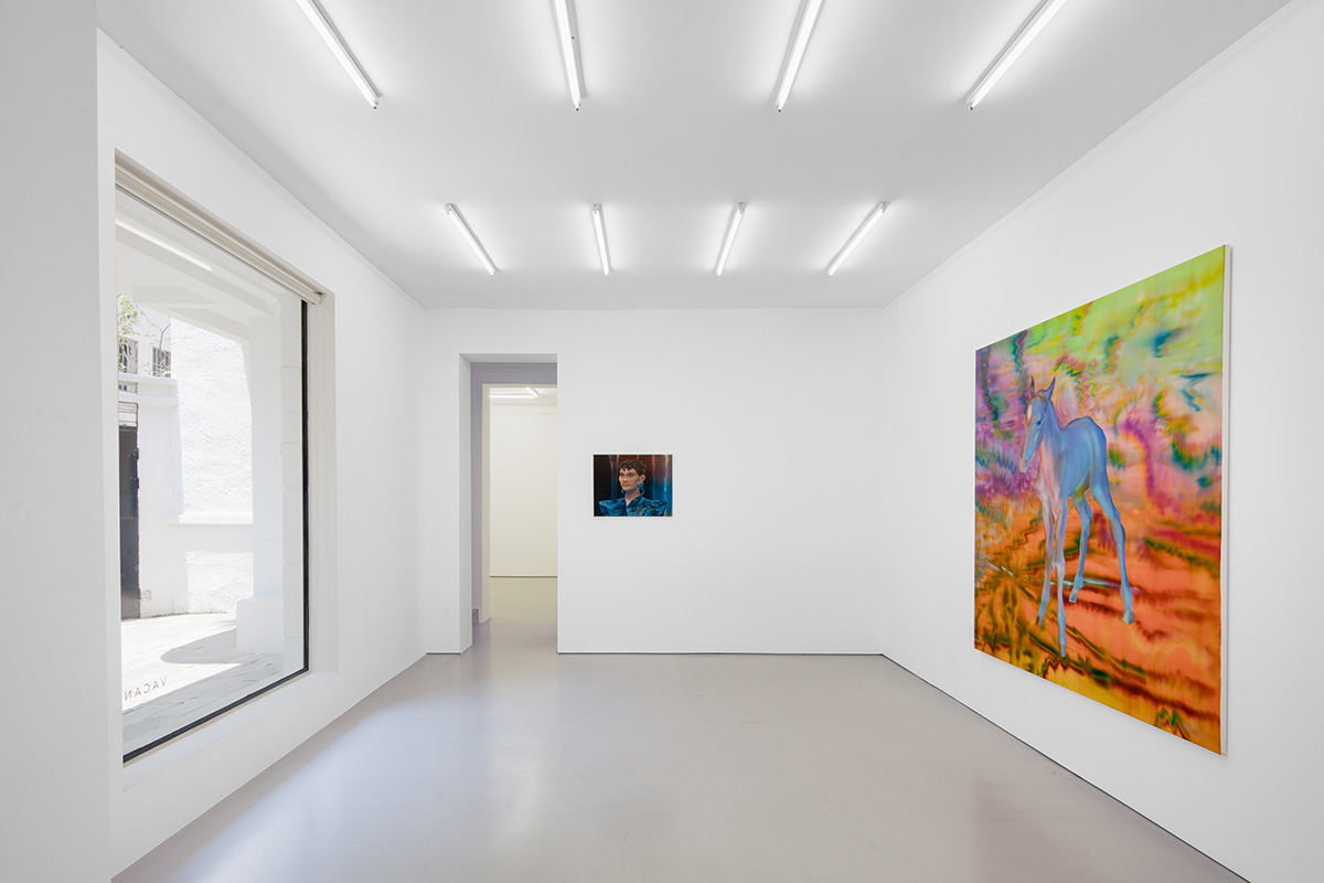 Rute Merk, Solitaire, solo exhibition at Gallery Vacancy, installation view 4
