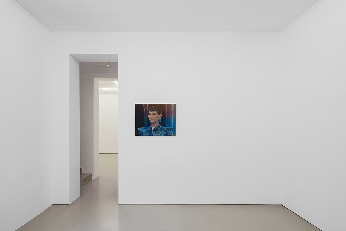 Rute Merk, Solitaire, solo exhibition at Gallery Vacancy, installation view 5