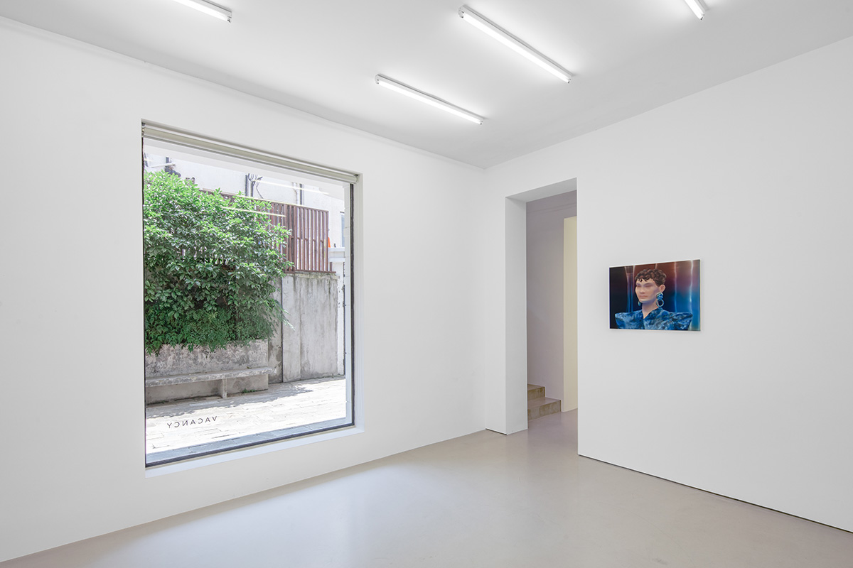 Rute Merk, Solitaire, solo exhibition at Gallery Vacancy, installation view 6
