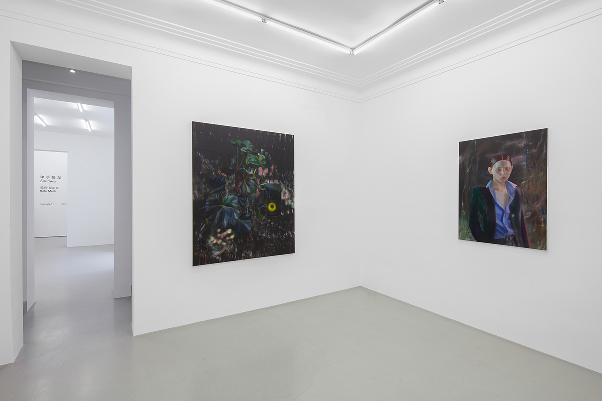 Rute Merk, Solitaire, solo exhibition at Gallery Vacancy, installation view 8