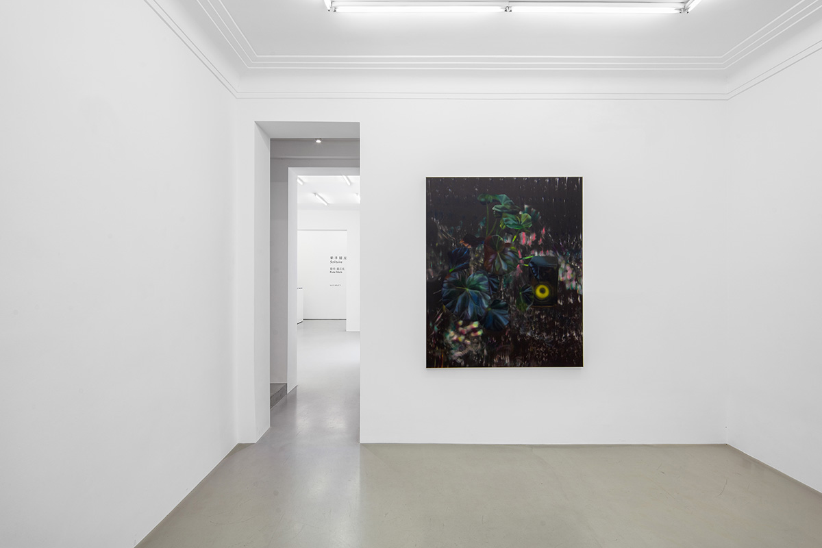 Rute Merk, Solitaire, solo exhibition at Gallery Vacancy, installation view 9