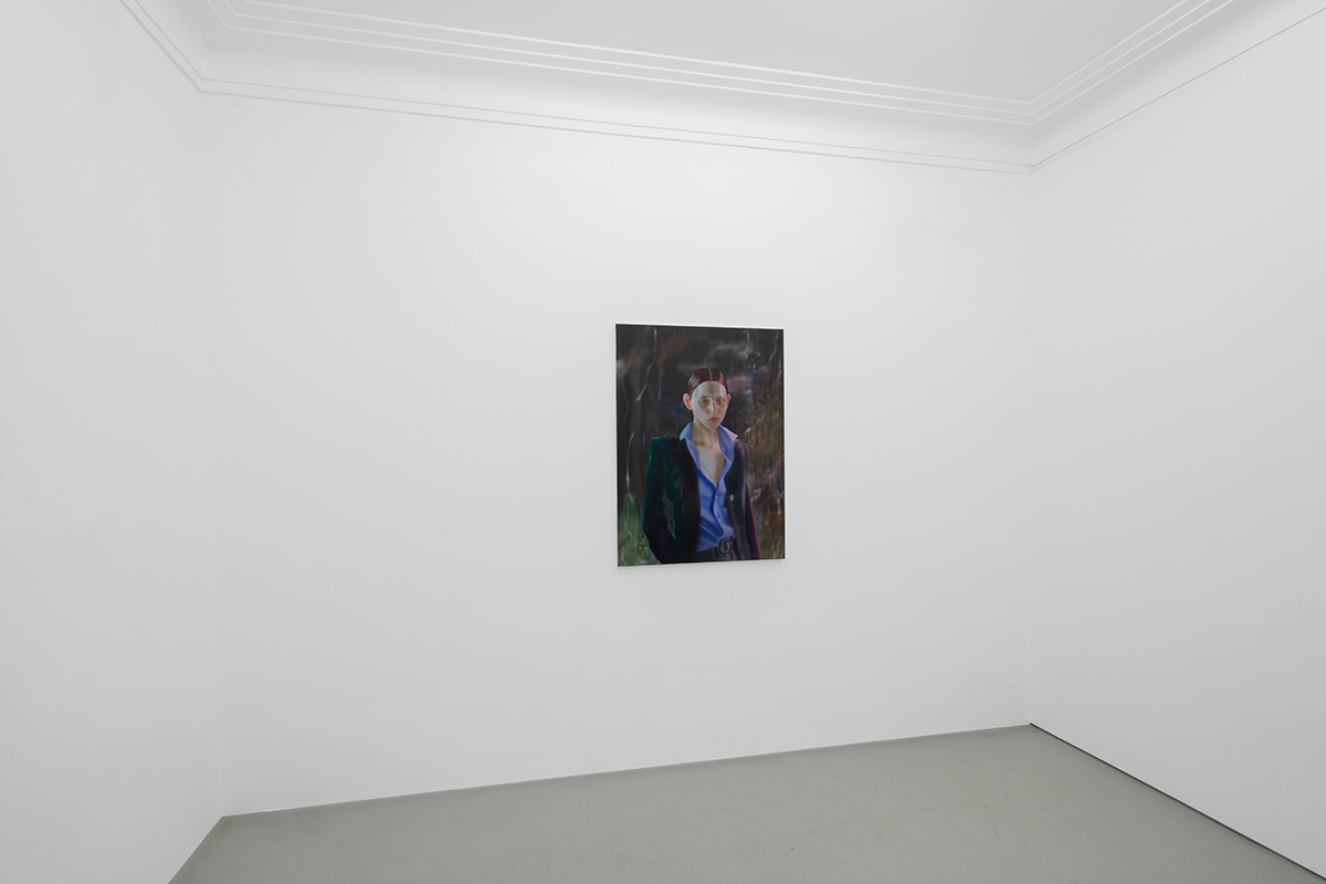 Rute Merk, Solitaire, solo exhibition at Gallery Vacancy, installation view 7
