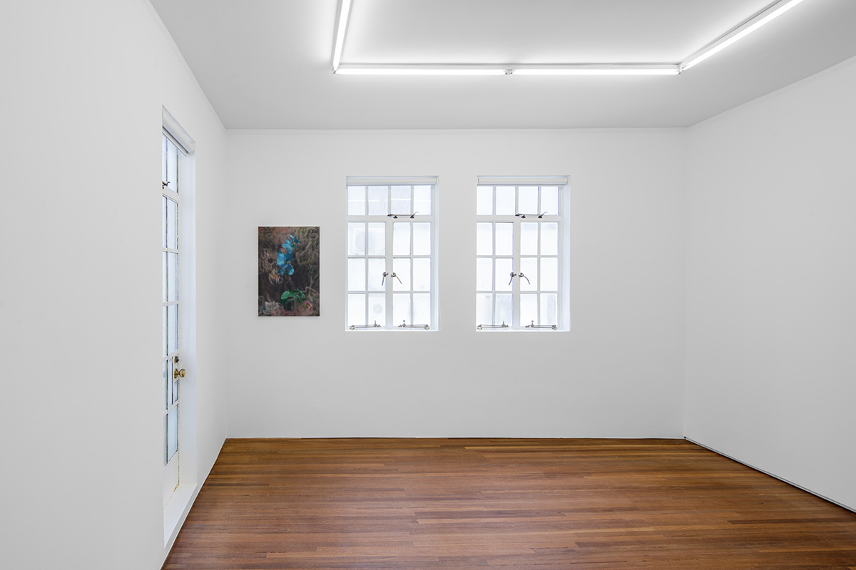 Rute Merk, Solitaire, solo exhibition at Gallery Vacancy, installation view 12