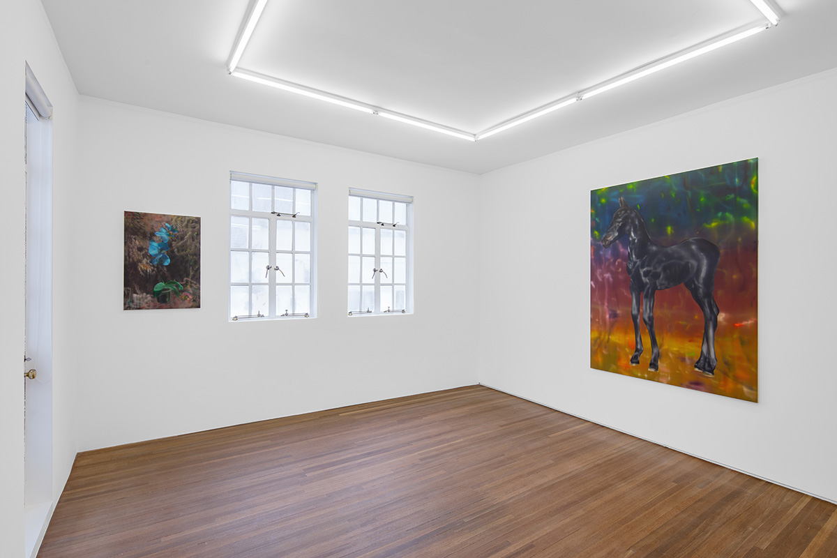 Rute Merk, Solitaire, solo exhibition at Gallery Vacancy, installation view 11