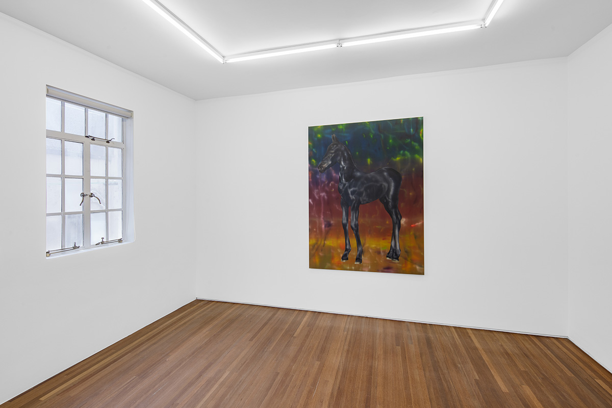Rute Merk, Solitaire, solo exhibition at Gallery Vacancy, installation view 13