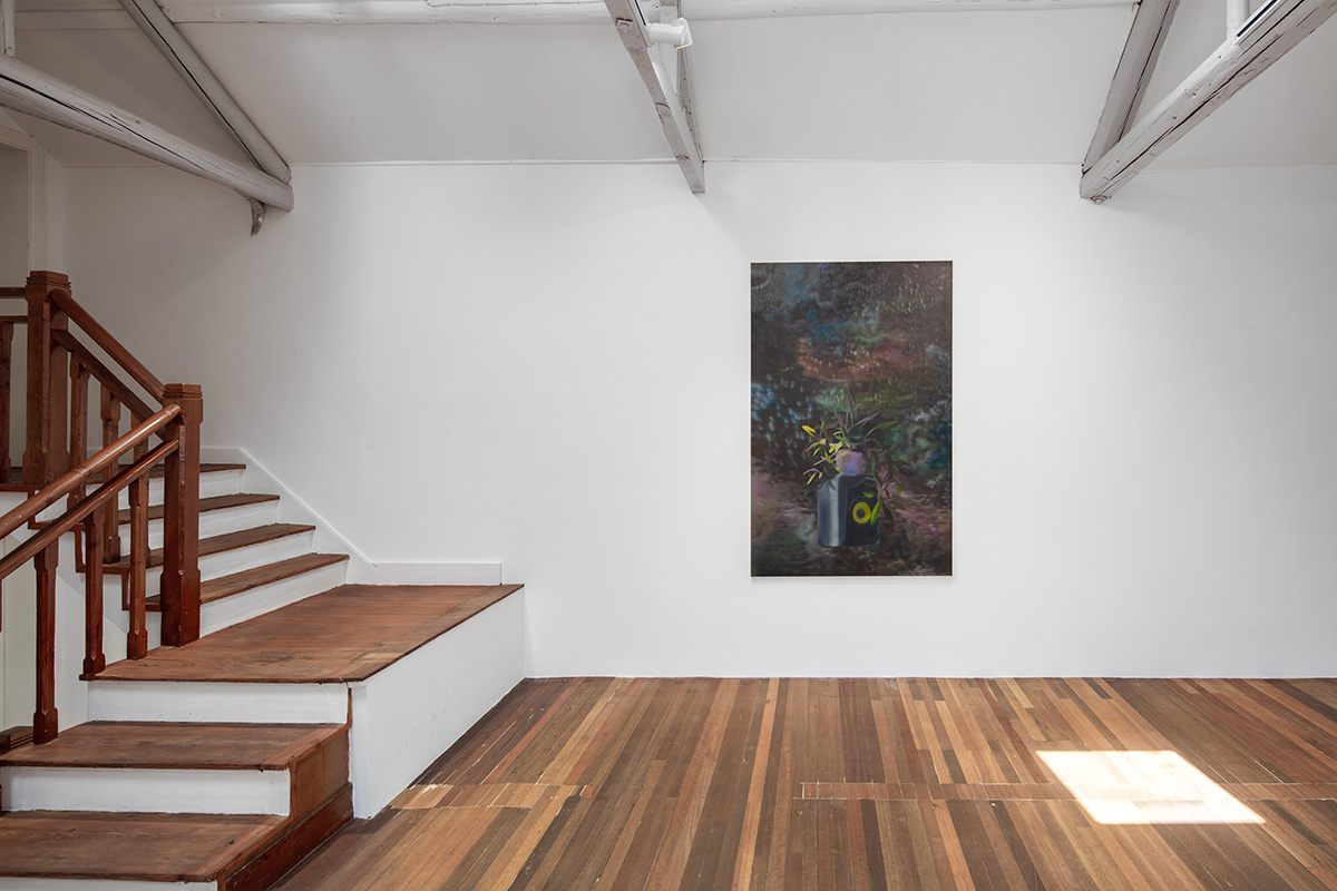 Rute Merk, Solitaire, solo exhibition at Gallery Vacancy, installation view 24
