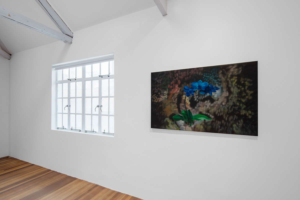 Rute Merk, Solitaire, solo exhibition at Gallery Vacancy, installation view 27