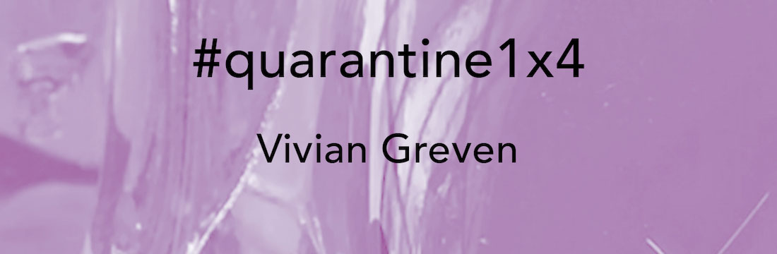 Vivian Greven #quarantine1x4 video