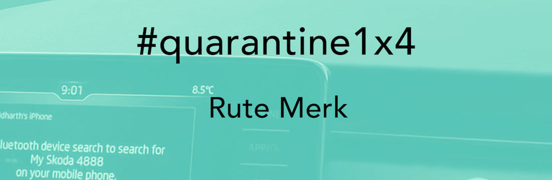 Rute Merk #quarantine1x4 video